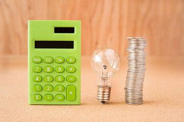 四国エリアの電力自由化│5社の電力会社の電気料金を比較